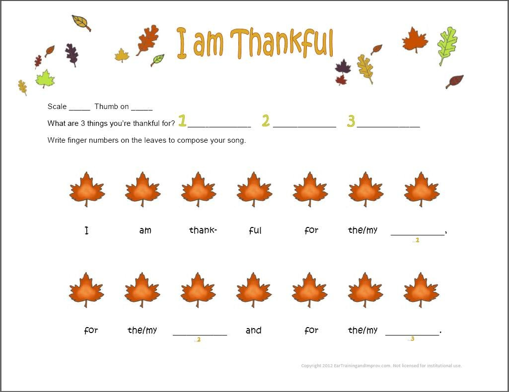 Thanksgiving Music Worksheets  9 Fun Free Printables For Kids Together With Music Worksheets For Kids
