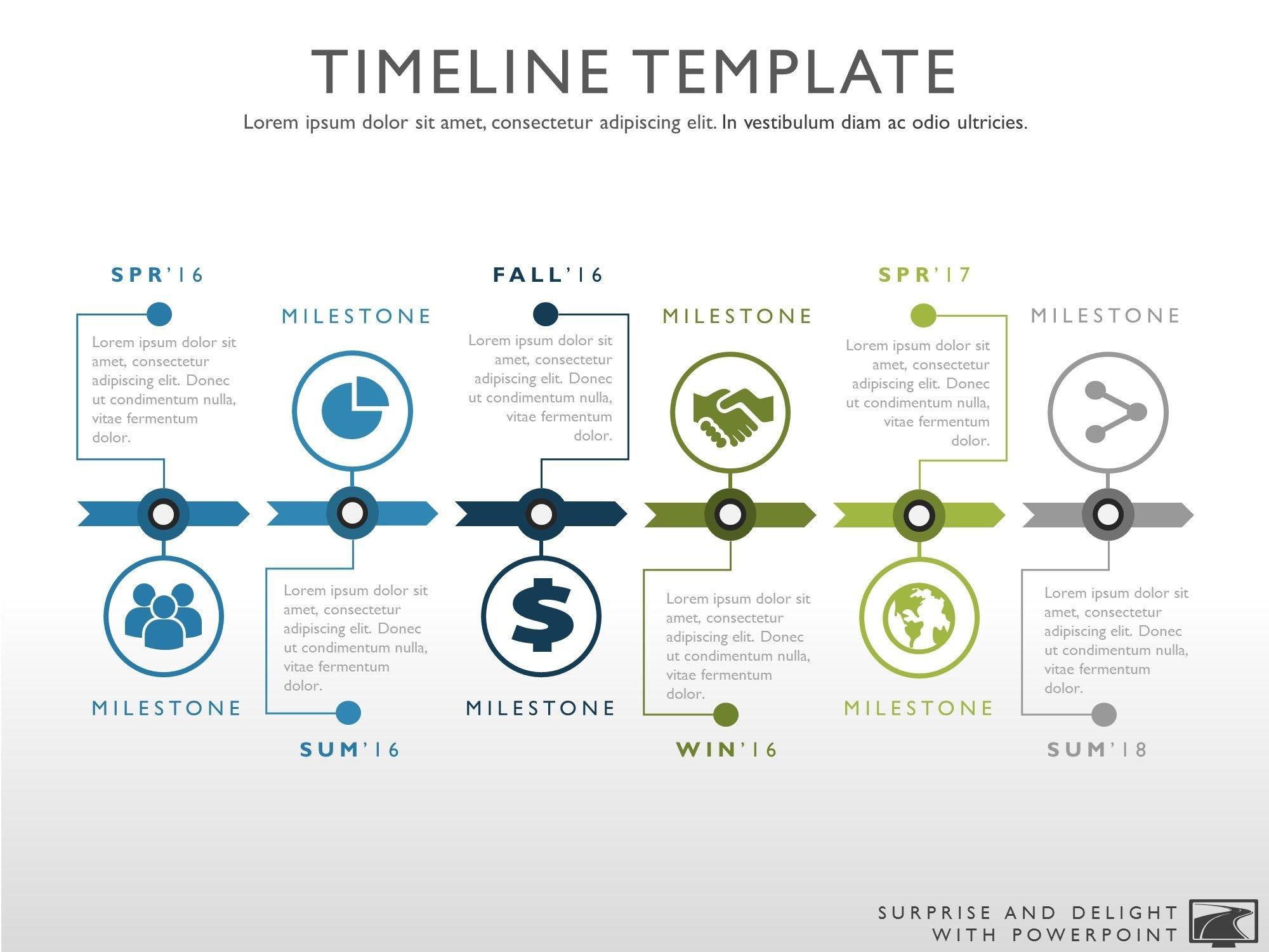 Timeline Template For Powerpoint. Great Project Management Tools To ... Also Project Management Timeline Template Powerpoint