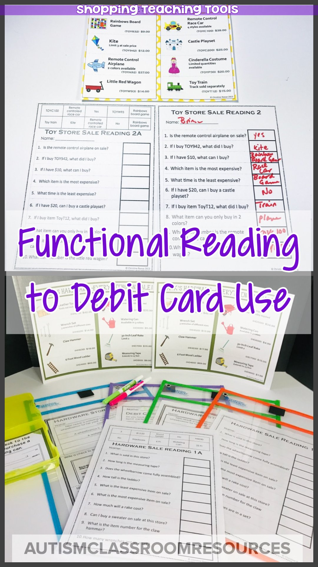 Tools For Teaching Functional Literacy And Reallife Money Skills Intended For Check Your Checkbook Skills Worksheet