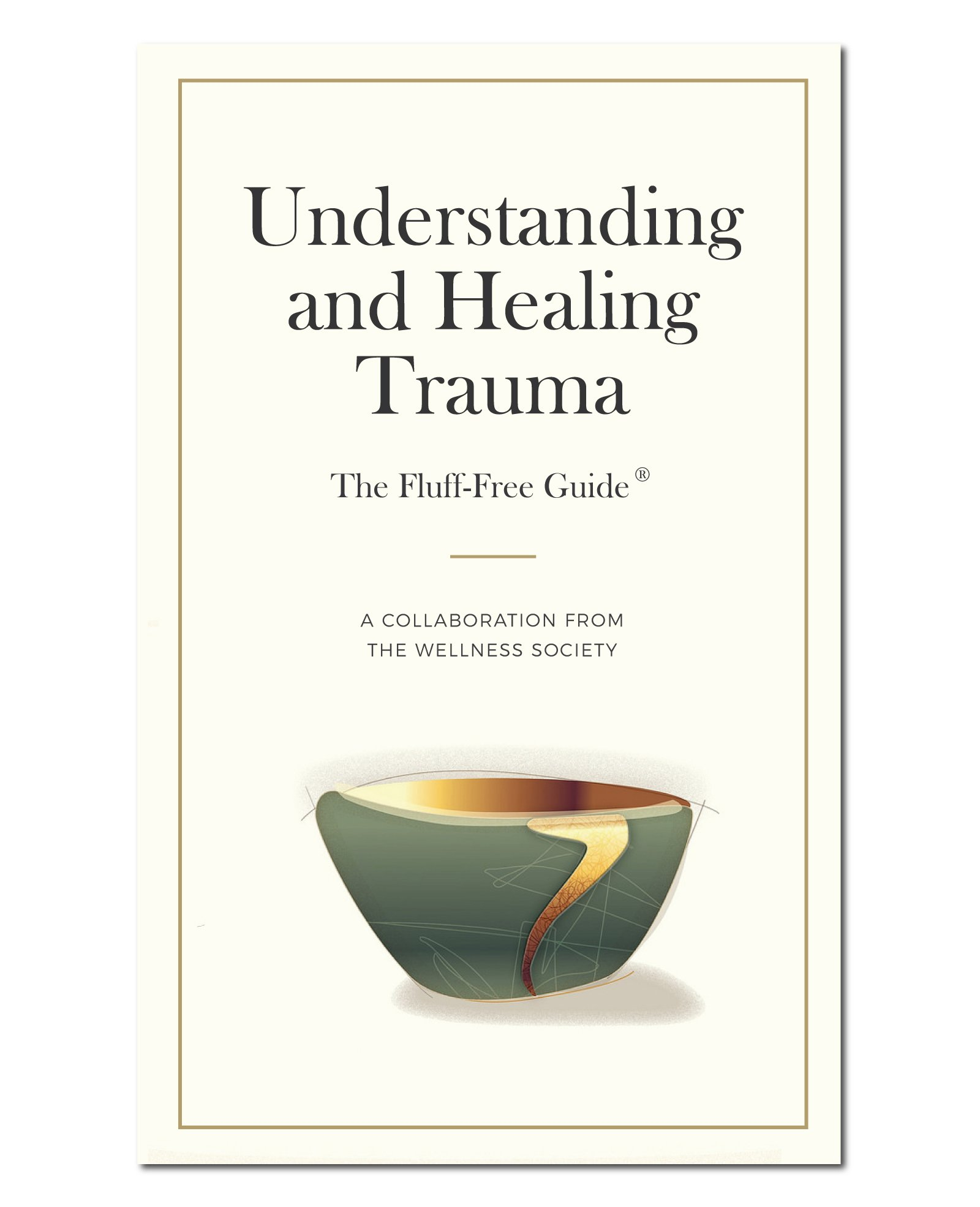 Understanding And Healing Trauma The Flufffree Guide  Selfhelp Within Healing Trauma Worksheets