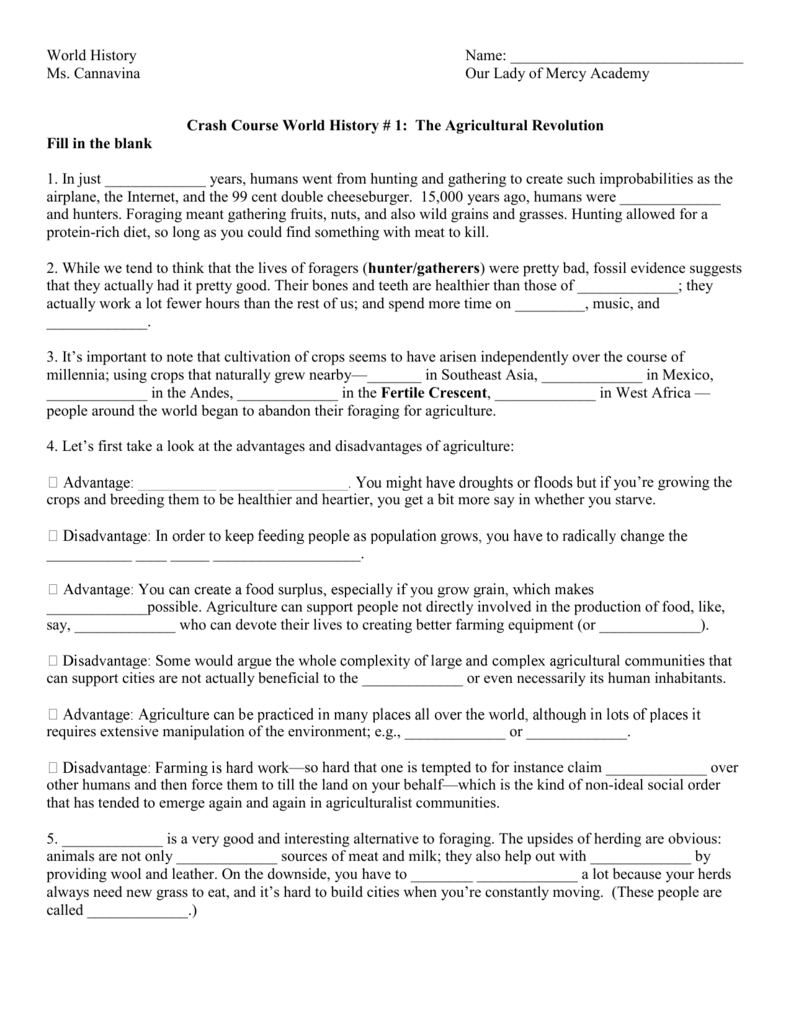 Wh Crash Worksheets  Our Lady Of Mercy Academy Intended For Bones Episode 4 Season 3 Worksheet Answers