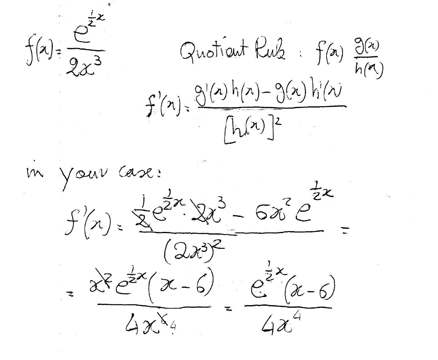 When To Use Quotient Rule Math 2 Product And Quotient Rules Quotient Along With Product And Quotient Rule Worksheet With Answers