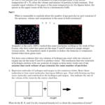 Worksheet  2 Regarding Chemistry Unit 4 Worksheet 2