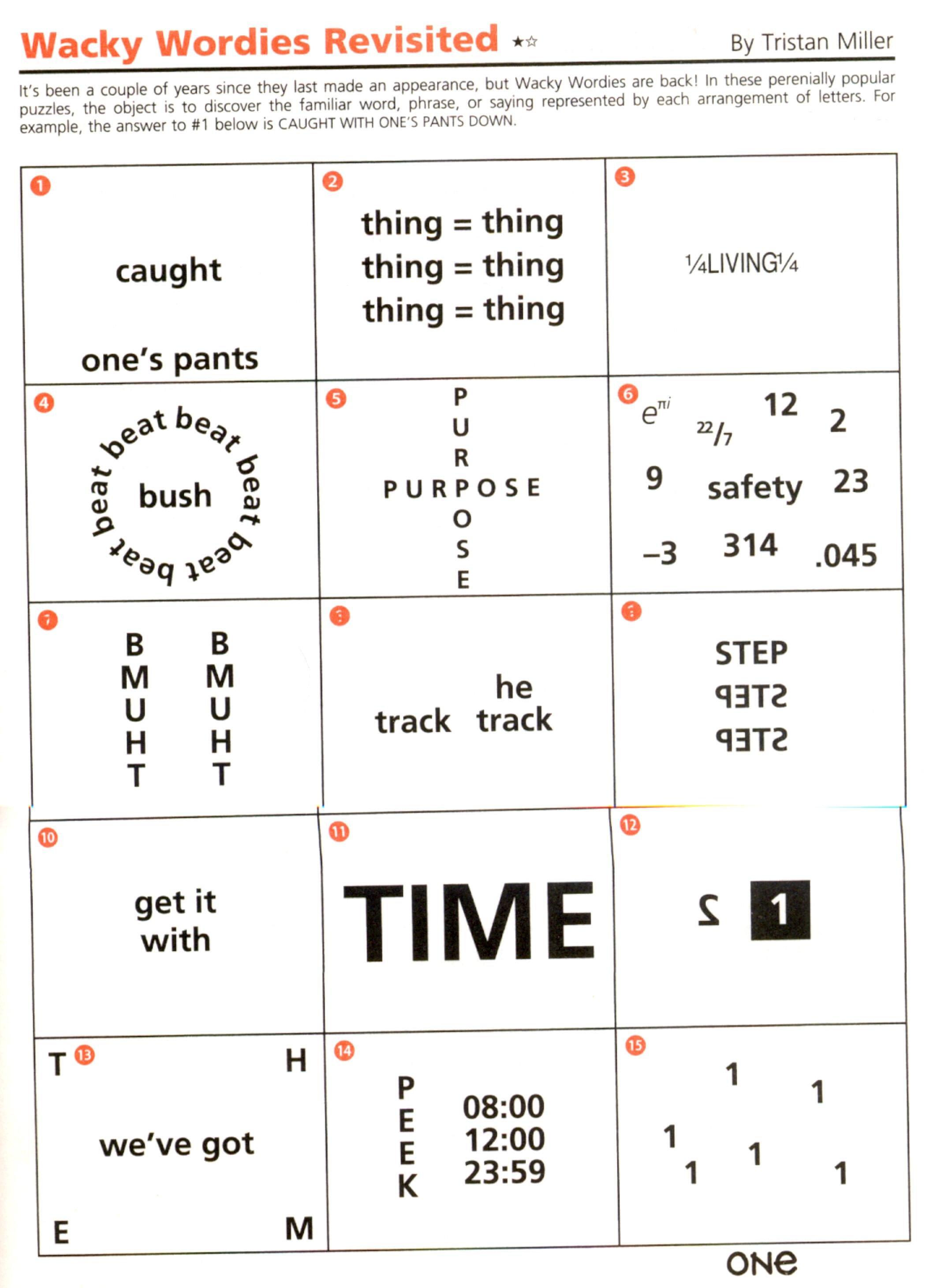 Worksheet Brain Teasers Worksheets Impressive Brain Teaser Inside Brain Teasers Worksheets Pdf