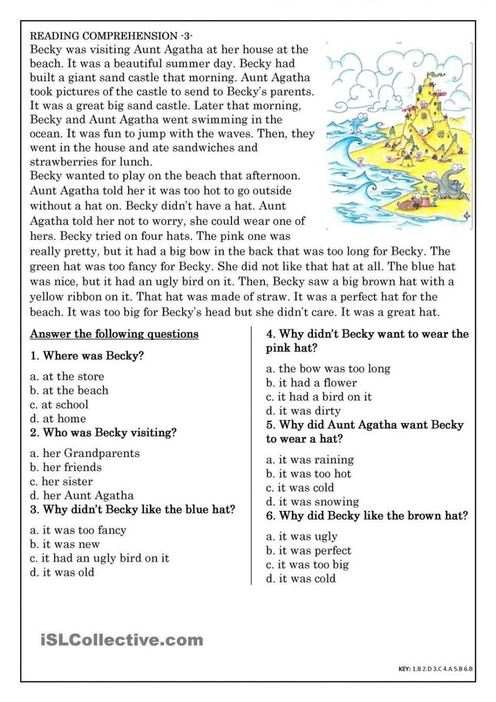 Worksheet Free Reading Passages Cursive Handwriting Worksheets For Science Reading Comprehension Worksheets Middle School Pdf