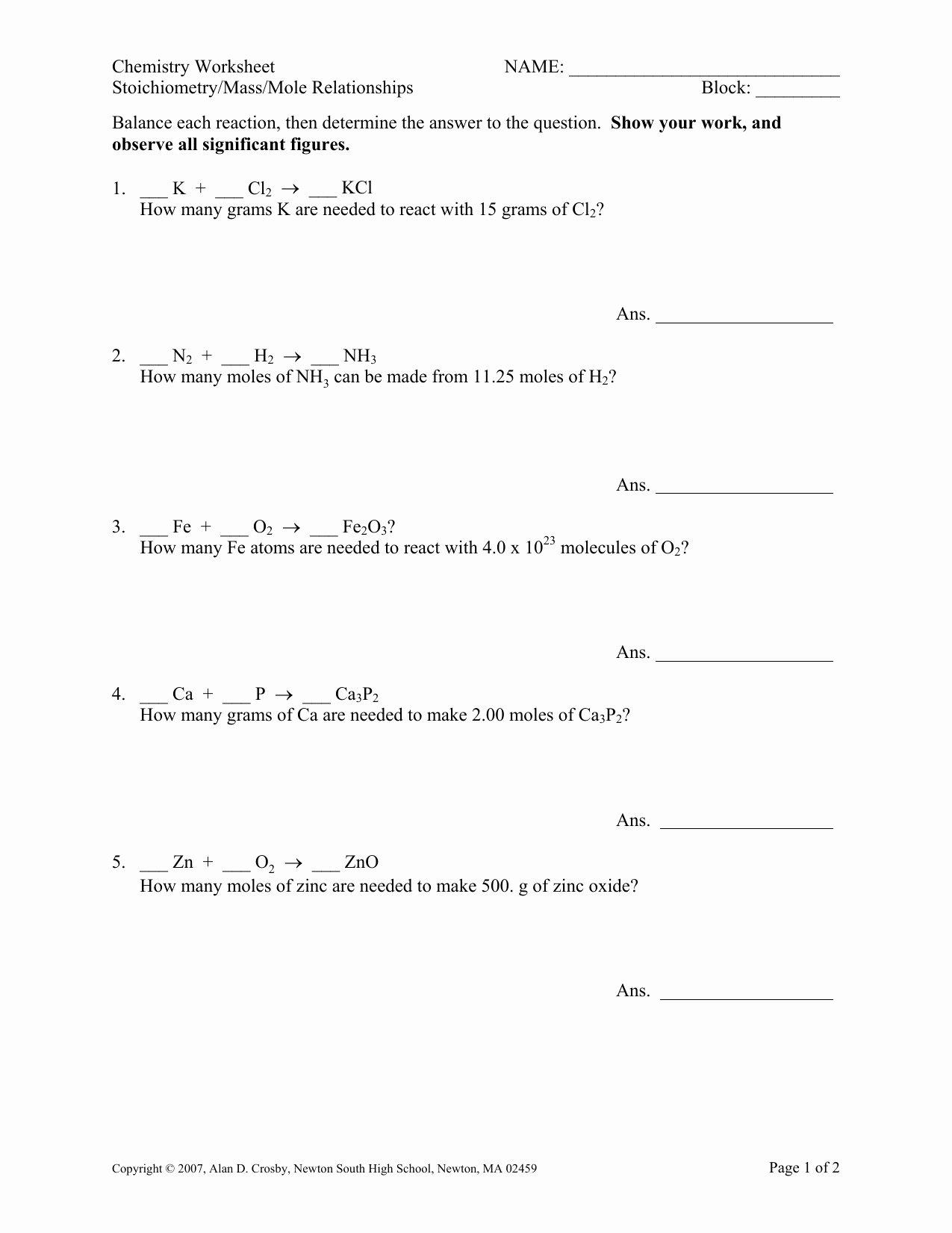 Worksheet Mole Mass Problems Pemdas Worksheets Dbt Worksheets Mole Or Worksheet Mole Mass Problems