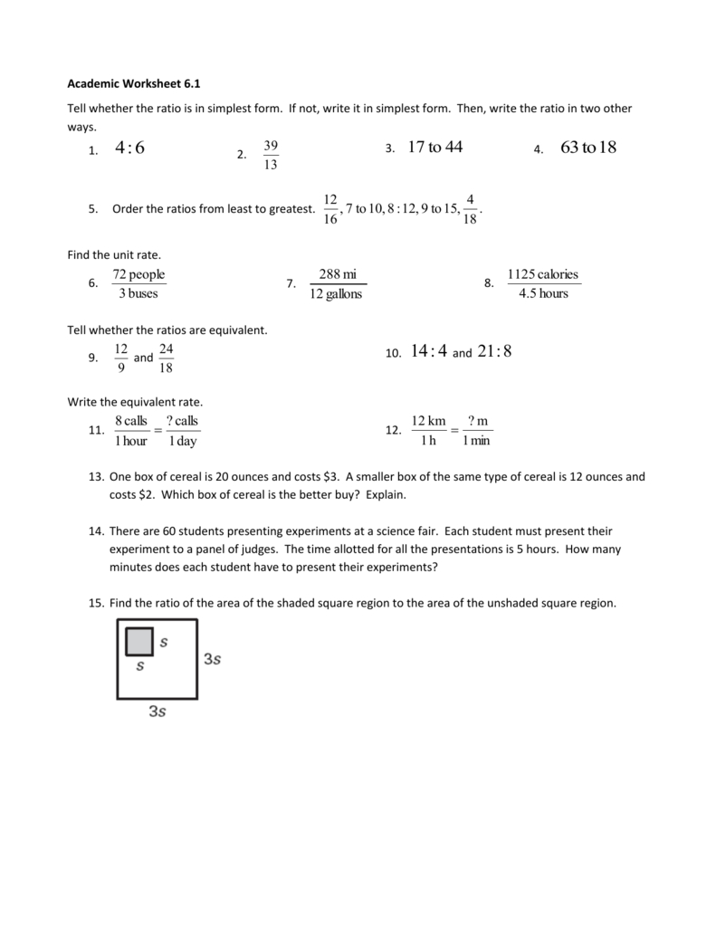 Worksheets 6165 Together With Writing Ratios In 3 Different Ways Worksheets
