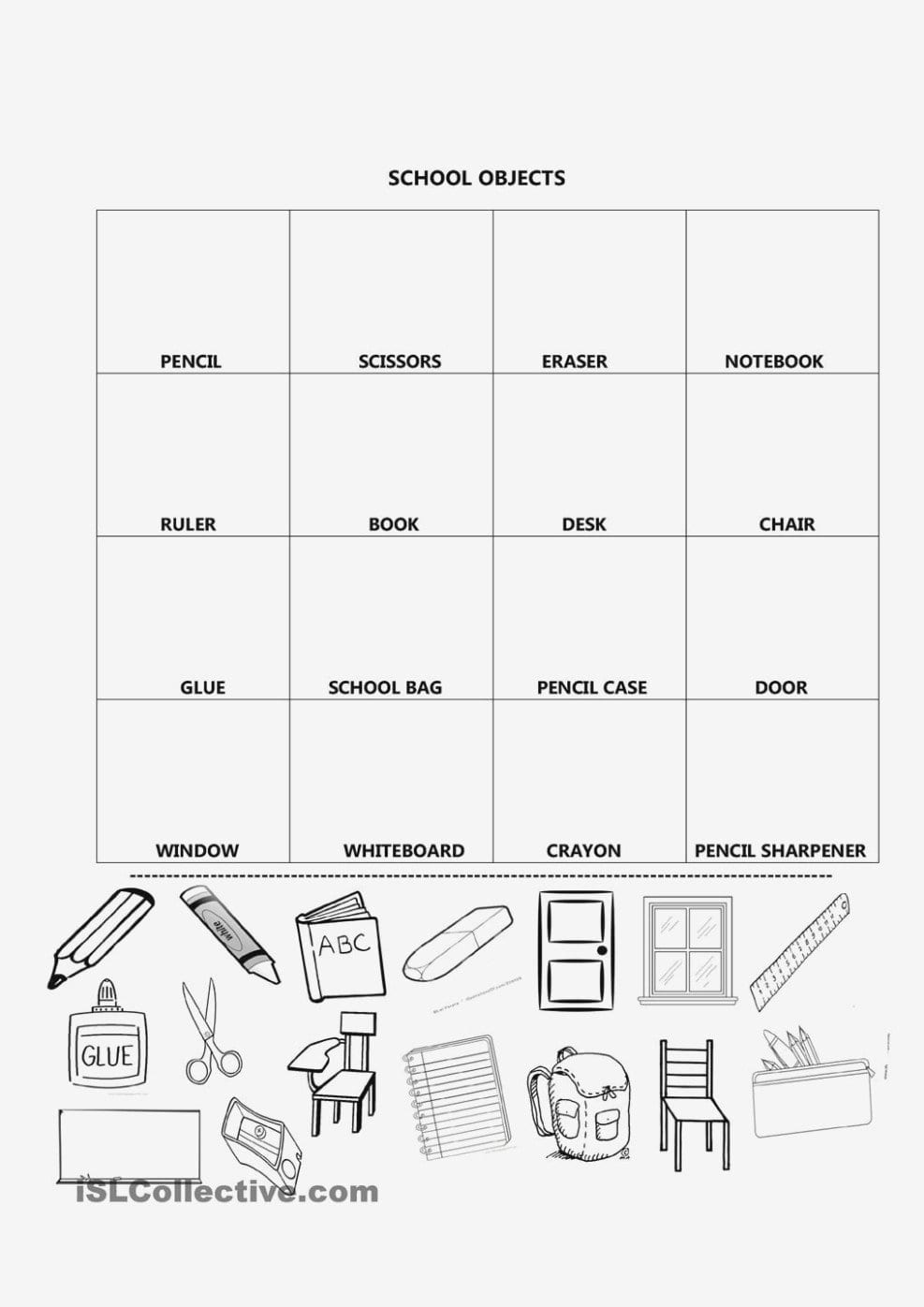 15 Easy Rules Of Label School  Label Maker Ideas Information Together With Label School Supplies Worksheet
