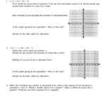 62 Graphing Polynomial Functions In Factored Form Ws In Graphing Polynomials Worksheet Algebra 2