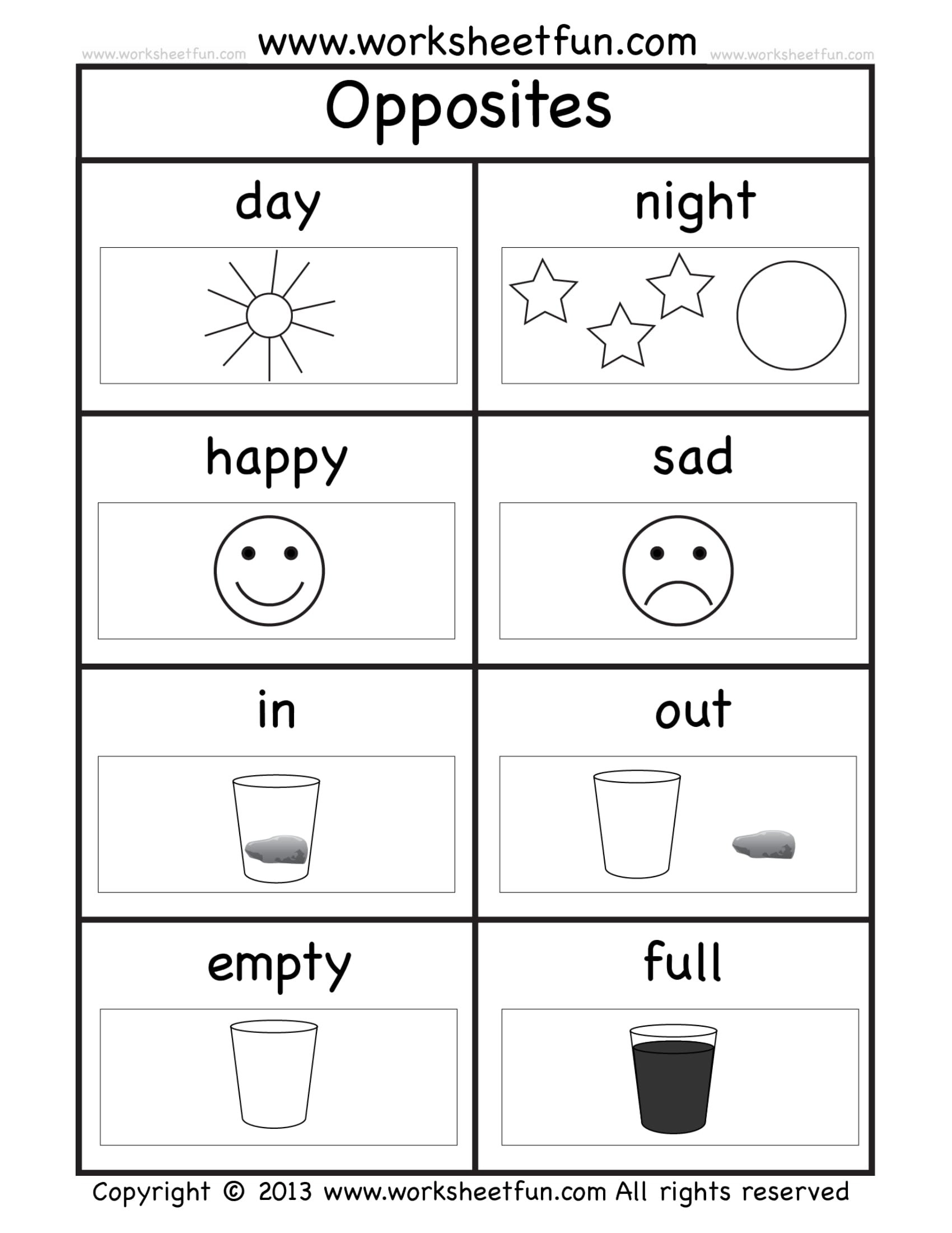 8 Kindergarten Worksheet Examples  Pdf  Examples For Sample Worksheet For Kindergarten