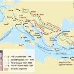 A Map Assignment The Crusades  Mr Brunken's Online Classroom For The Crusades Map Worksheet Answers
