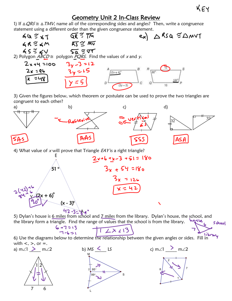 Kites And Trapezoids Worksheet Answers — excelguider.com