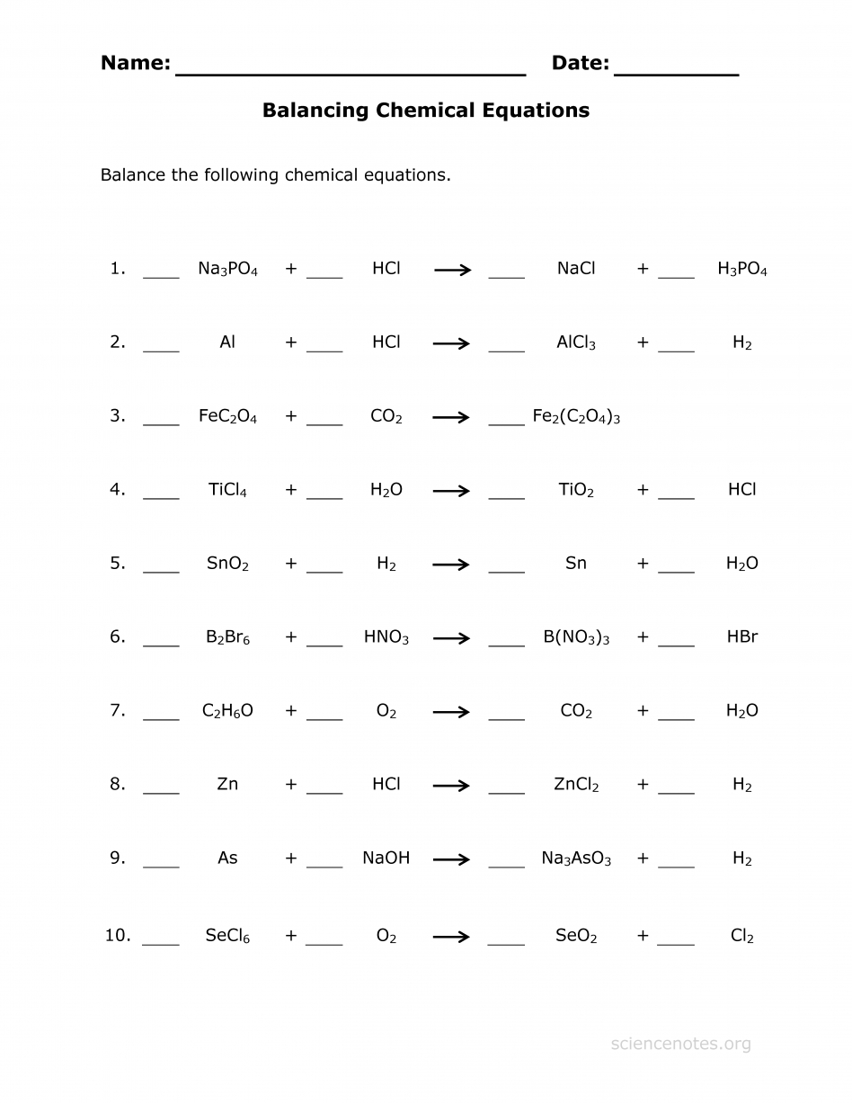 Answers To Mechanisms Practice Worksheet Pdfmistry Withmical Intended For Kumon Sample Worksheets