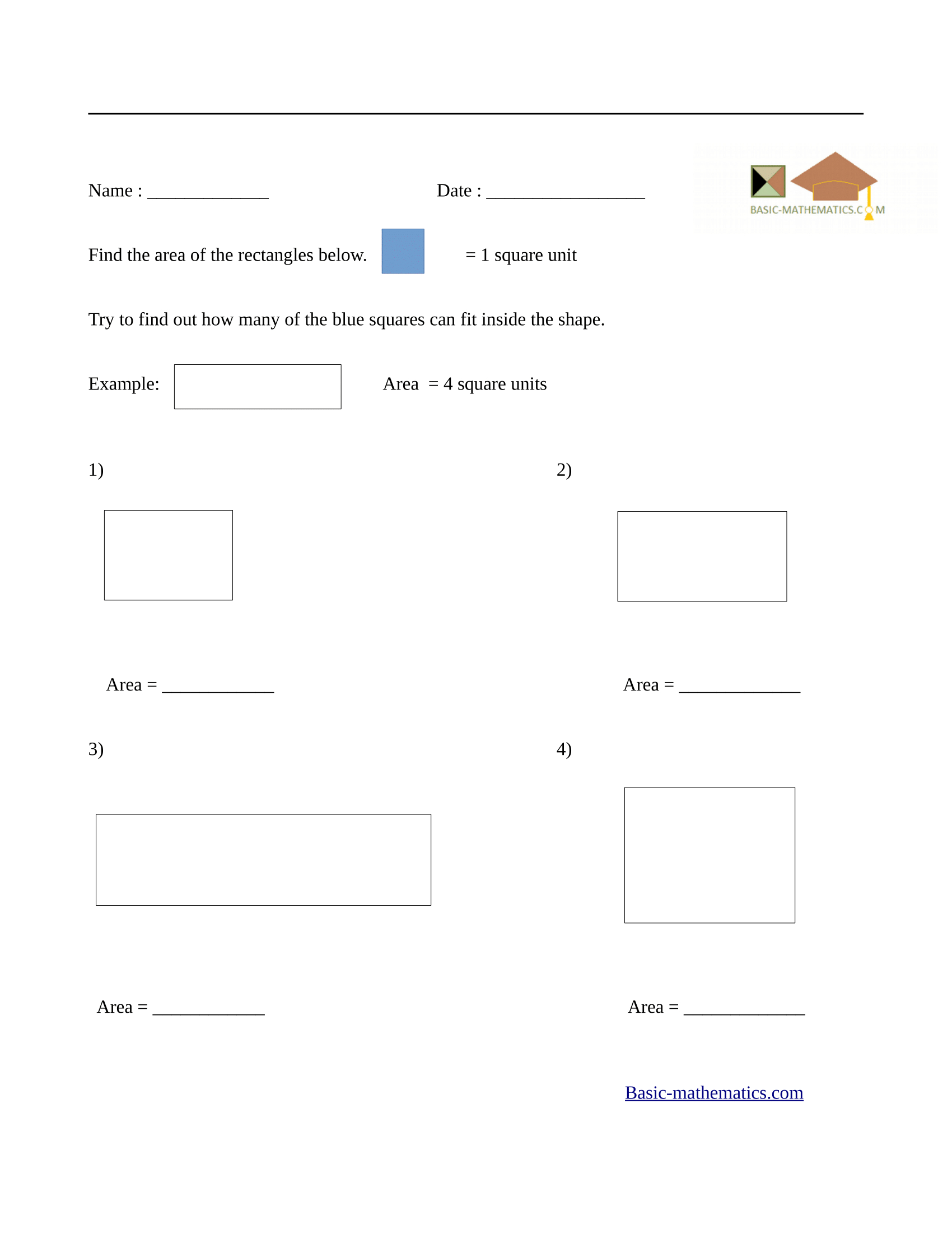 Area Worksheets Together With Finding Area Worksheets