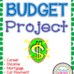 Best Budgeting Worksheets For High School Students Budget Worksheet With Budgeting Worksheets For Highschool Students