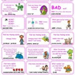 Brain Teasers Riddles  Puzzles Card Game Set 1 Worksheet  Free Throughout Brain Games Printable Worksheets For Adults