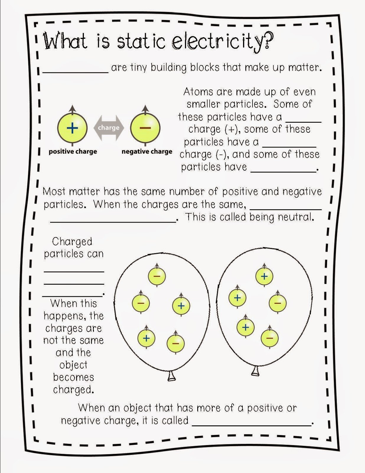 Brilliant Ideas Of Science Worksheets For 4Th Grade On Electricity Throughout Electricity Worksheets 4Th Grade
