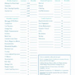 Budgeting Worksheets For Students  Briefencounters Pertaining To Budgeting Worksheets For Highschool Students