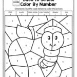 Coloring  Colornumber Math Worksheets For Middle School Together With Middle School Math Worksheets