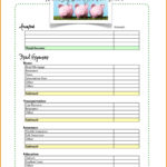 Creating A Budget Worksheet For High School Students  Laobing Kaisuo With Budgeting Worksheets For Highschool Students