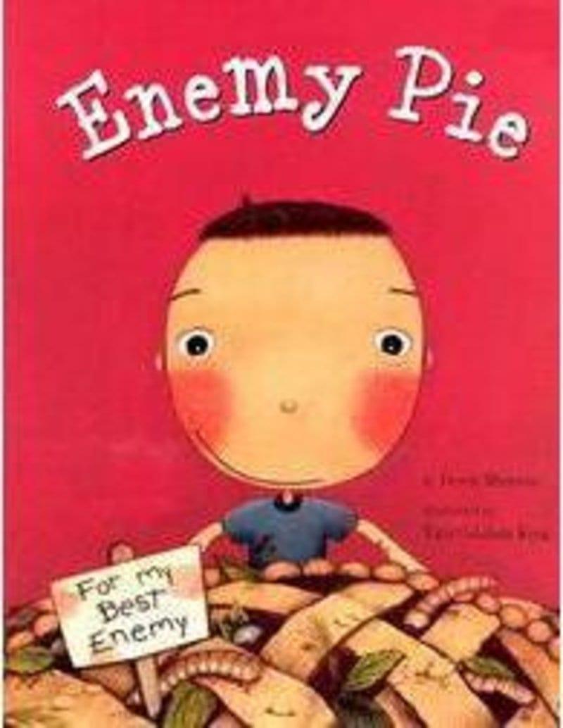 Enemy Piederek Munson  Scholastic Throughout Enemy Pie Printable Worksheet