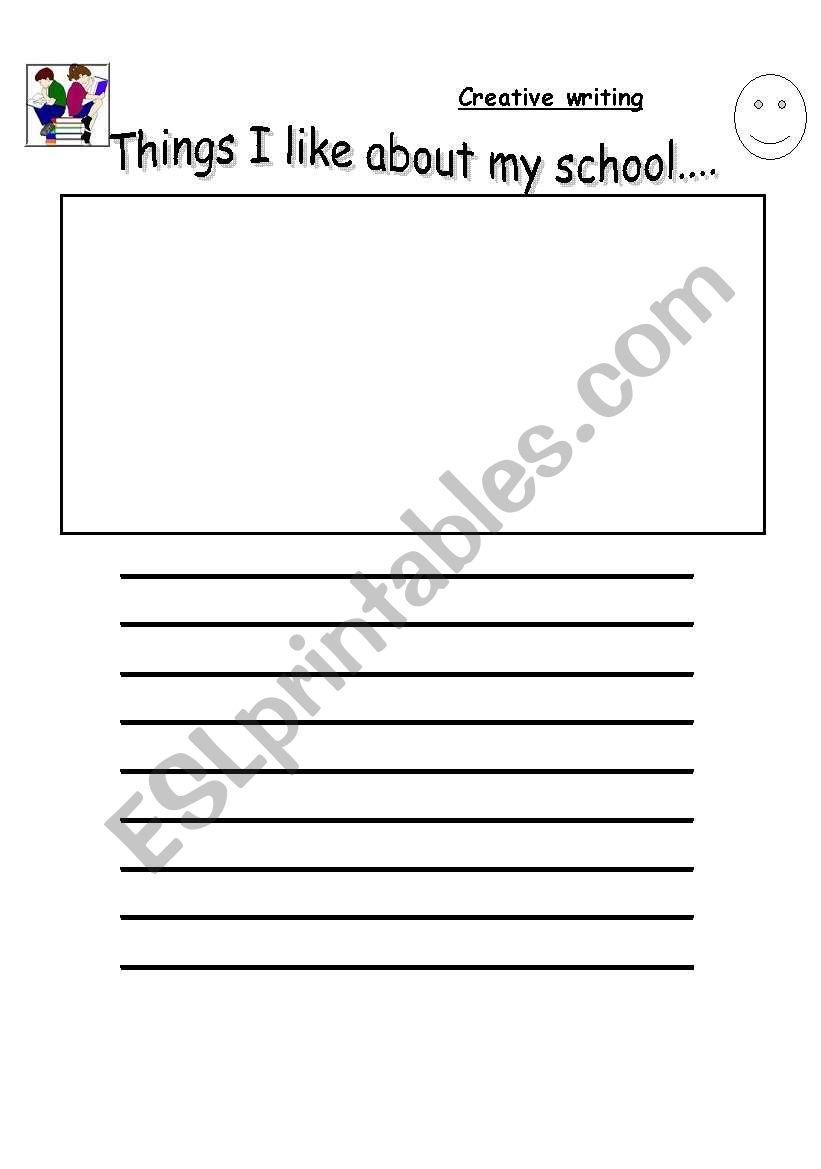 English Worksheets Creative Writing Pertaining To Creative Writing Worksheets