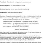 Fourth Step Inventory Introduction To The 4Th Step Inventory For Hazelden 4Th Step Worksheet