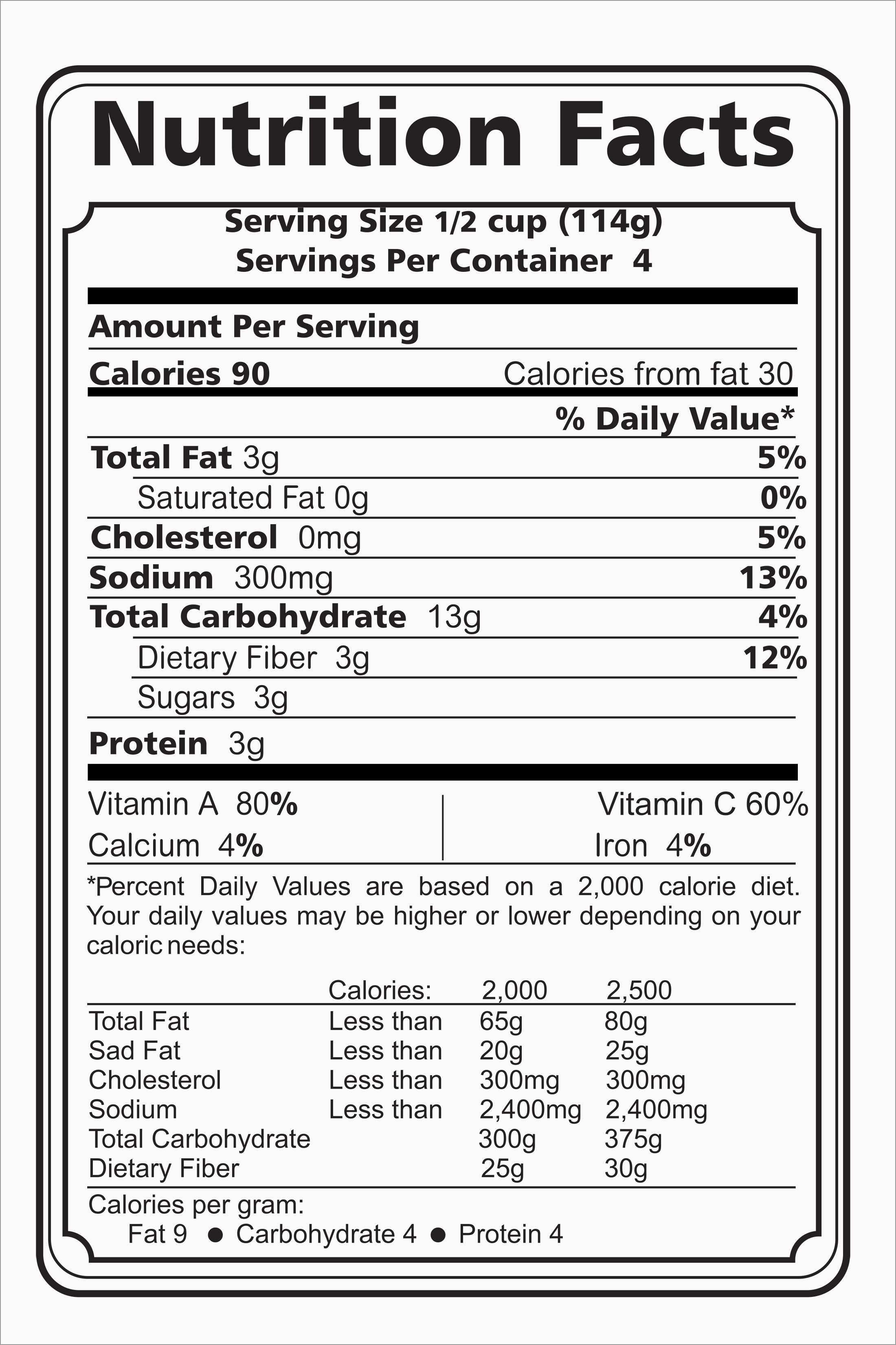 Free Blank Nutrition Label Template Awesome Bake Sale Label Inside Blank Nutrition Label Worksheet