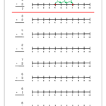 Free Printable Number Addition Worksheets 110 For Kindergarten Pertaining To Counting Techniques Worksheet