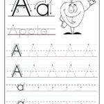 Free Printable Worksheets Tracing Alphabet With Traceable Abc And Free Printable Tracing Alphabet Worksheets