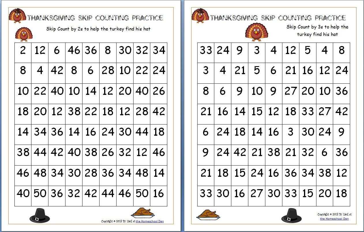Free Thanksgiving Math Worksheets Archives  Homeschool Den Also Thanksgiving Math Multiplication Worksheet