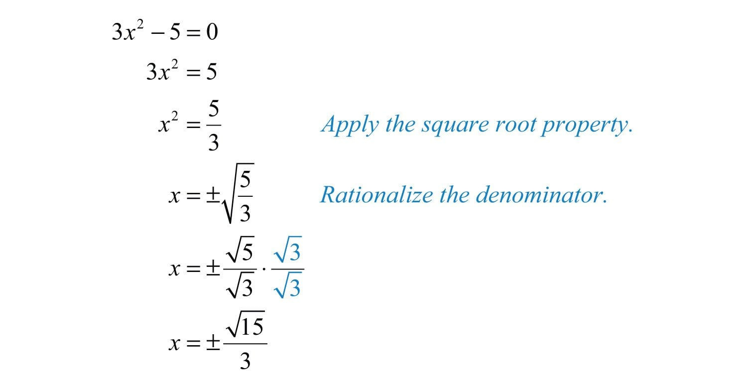 Guidelines For Solving Quadratic Equations And Applications Also Quadratic Applications Worksheet