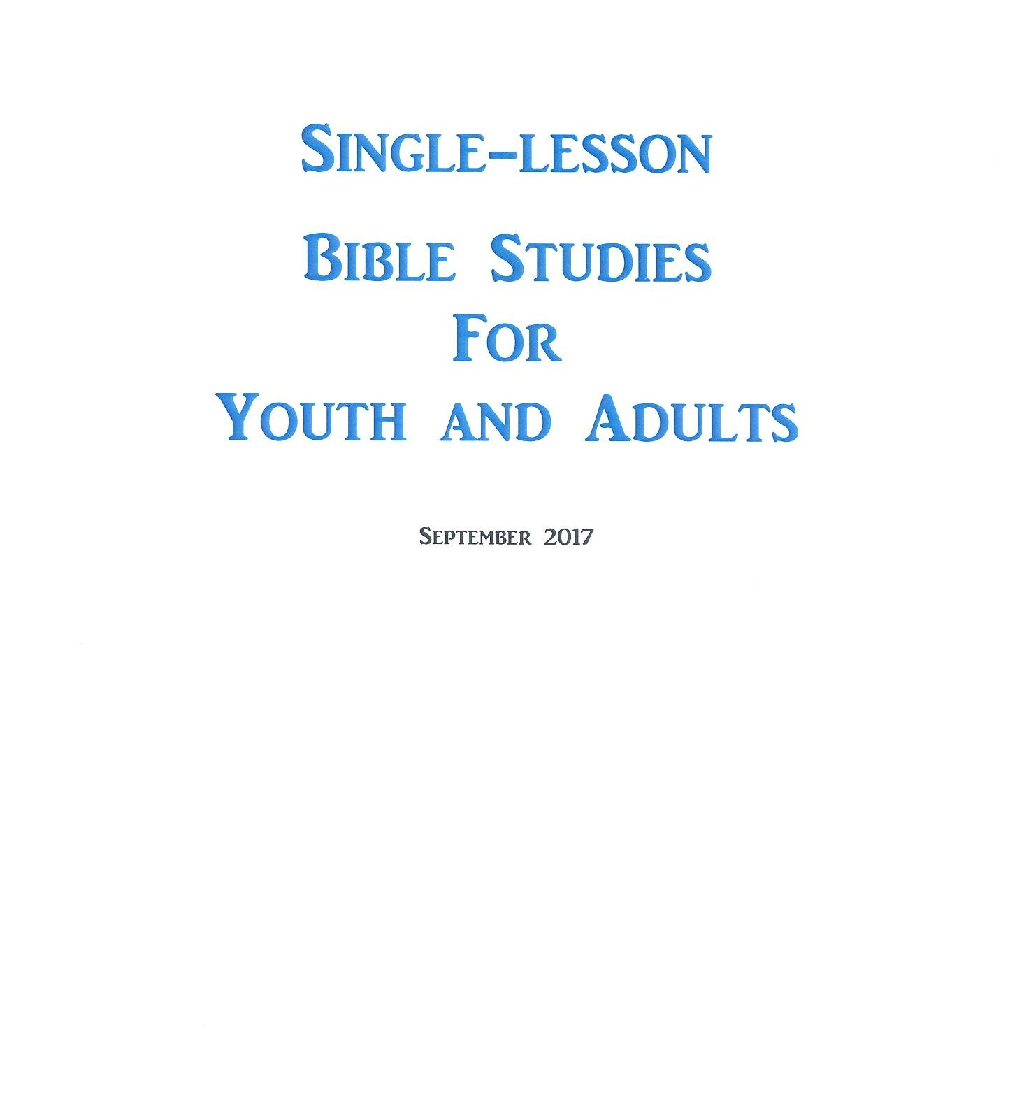 Holy Matrimony – Gospel Publishers Regarding Bible Study Worksheets For Adults Pdf