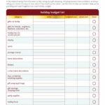 Imposing Easy Budget Worksheet Family Online  5Starproduction Or Easy Budget Worksheet