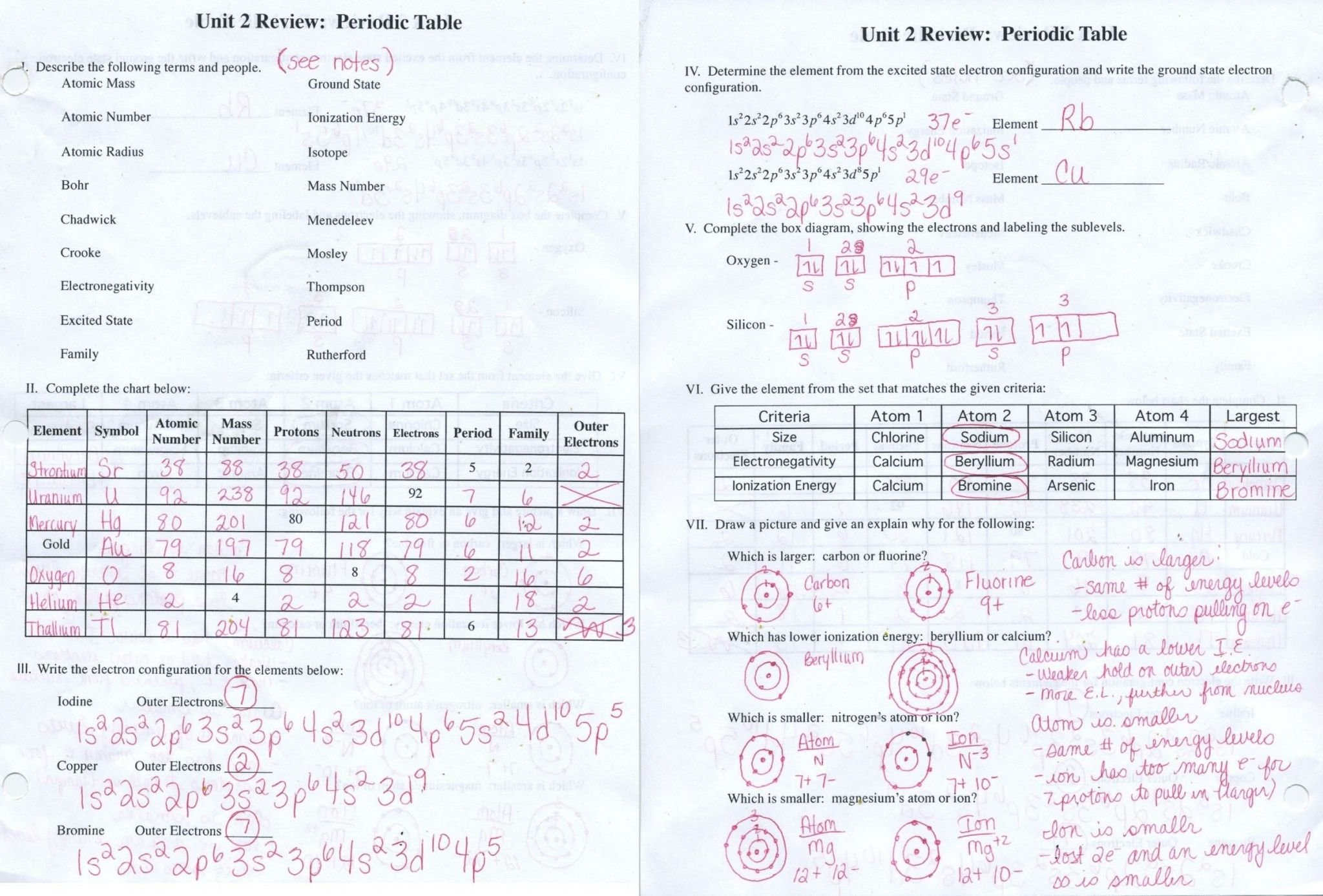 Isotopes Ions And Atoms Worksheet 1 Answer Key  Briefencounters In Isotopes Ions And Atoms Worksheet 1 Answers