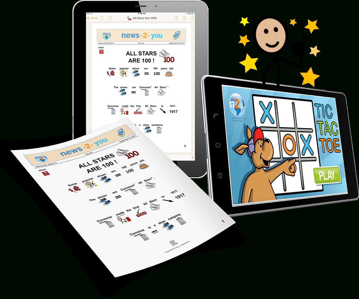 News2You Special Education Newspaper  Activities  N2Y As Well As News 2 You Worksheets