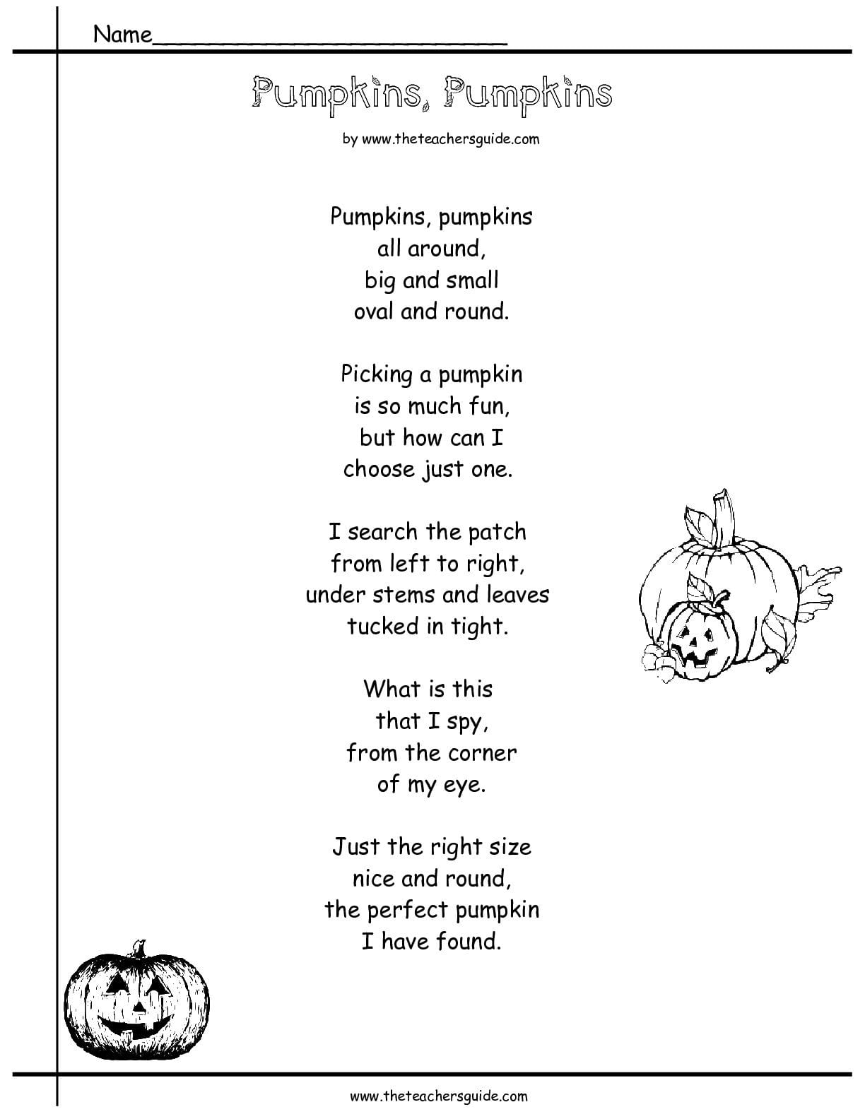 Poetry Comprehension Worksheets From The Teacher's Guide Together With Poetry Comprehension Worksheets