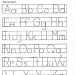 Pre K Writing Worksheets Math Printable Prek Free Practice Along With Pre K Writing Worksheets