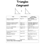 Proving Triangles Congruent Also Proving Triangles Congruent Worksheet Answers