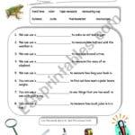 Science Tools  Esl Worksheetaugustgray Regarding Science Tools Worksheet