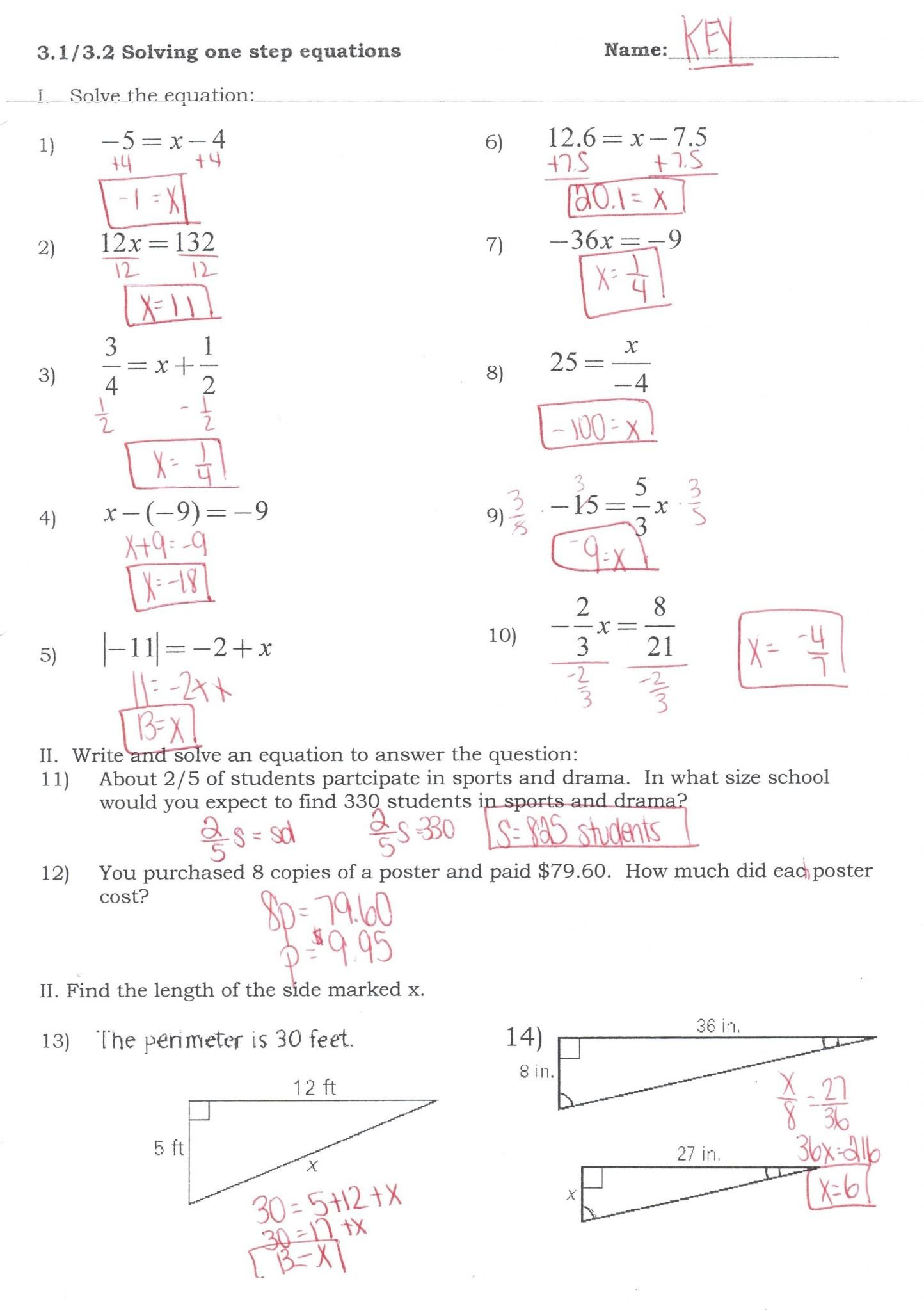 Solving Systems Of Equationssubstitution Worksheet  Briefencounters For Solving Systems Of Equations By Substitution Worksheet Answers