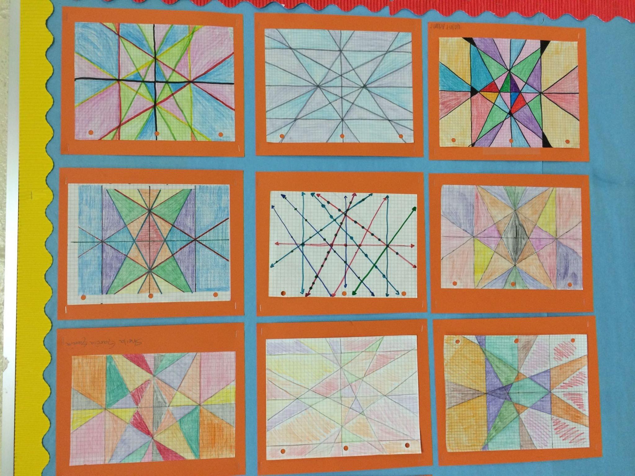 Stained Glass Blueprints Math Worksheet Answers  Briefencounters With Stained Glass Blueprints Math Worksheet