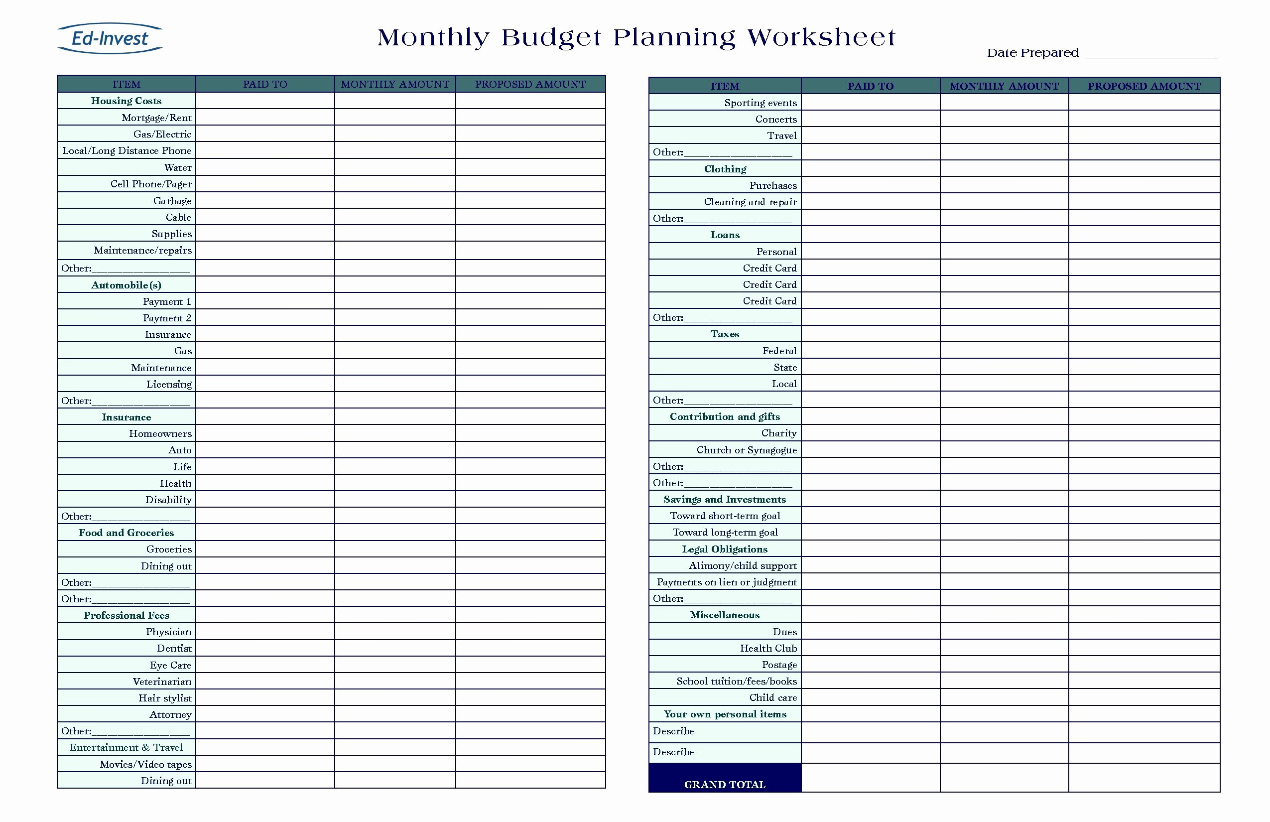 Top Dave Ramsey Printable Budget Worksheet  5Starproduction Within Printable Budget Worksheet Dave Ramsey
