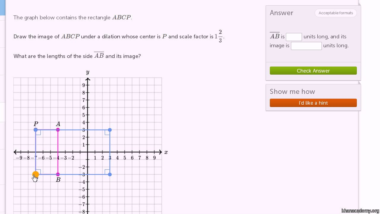 Transformations  Geometry All Content  Math  Khan Academy Inside Geometry Transformation Composition Worksheet Answer Key