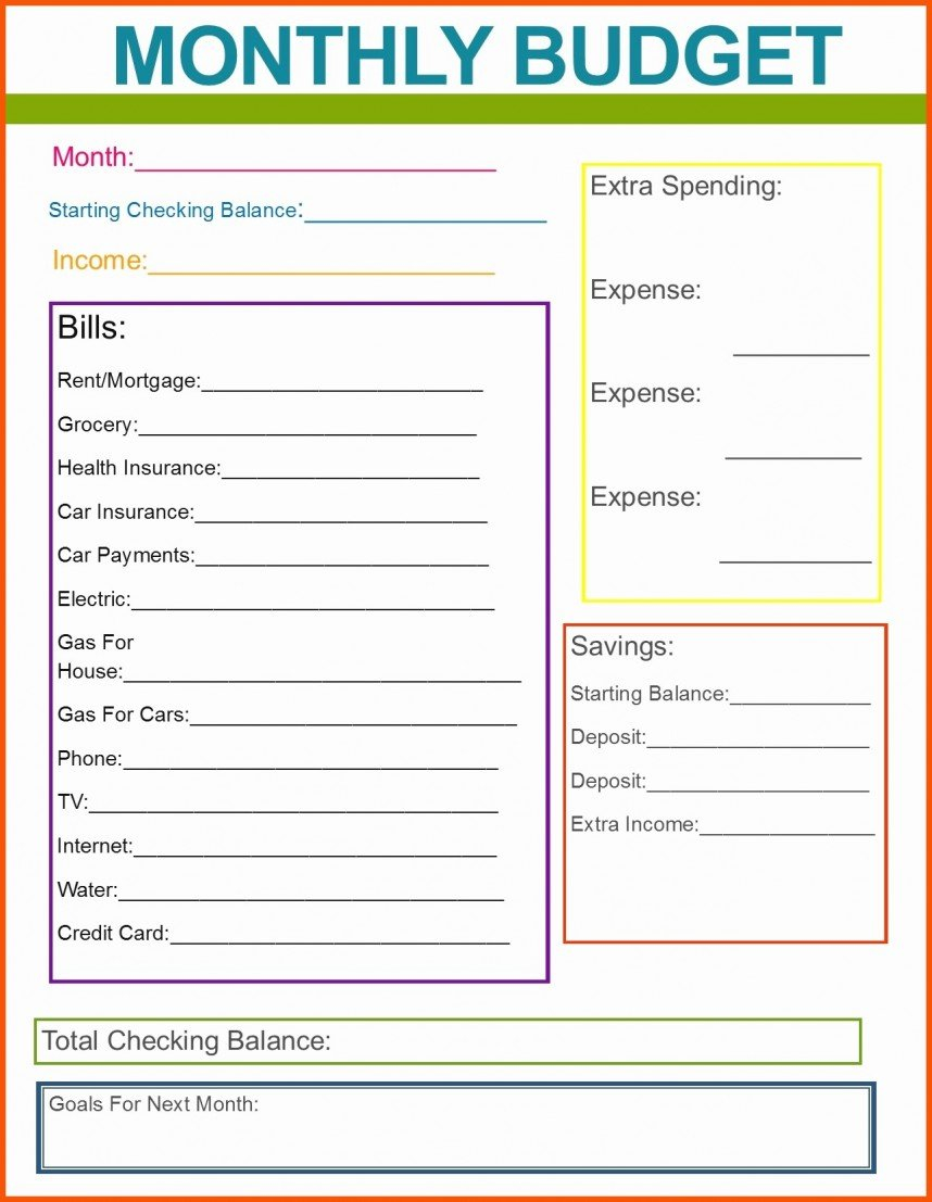 Unbelievable Dave Ramsey Budget Forms Templates Plan Spreadsheet As Well As Printable Budget Worksheet Dave Ramsey