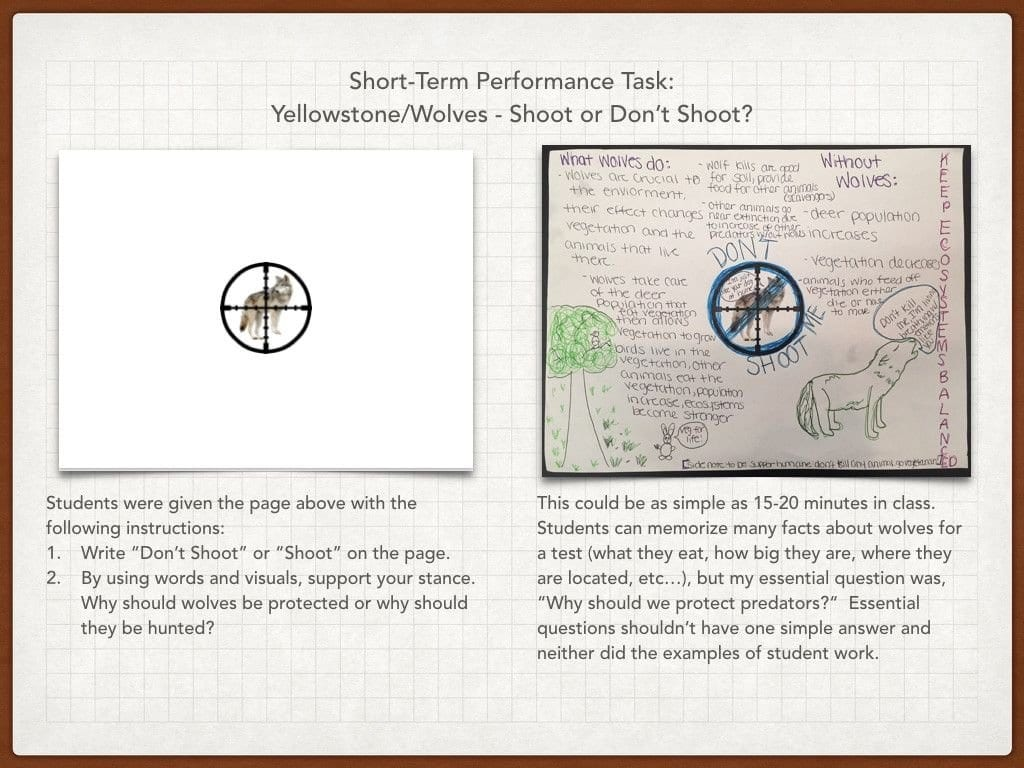 Wolves In Yellowstone Worksheet  Briefencounters Also Wolves In Yellowstone Student Worksheet Answers