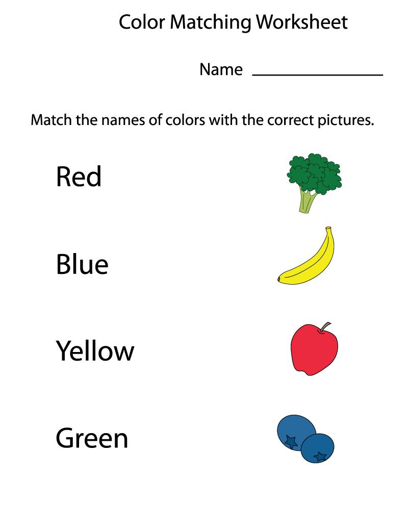 Worksheet Preschool Worksheet Preschool Worksheets Kids Under Pertaining To Preschool Learning Worksheets