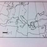 World History Maps  Mrs Hefele's Social Studies Classes Inside The Crusades Map Worksheet Answers