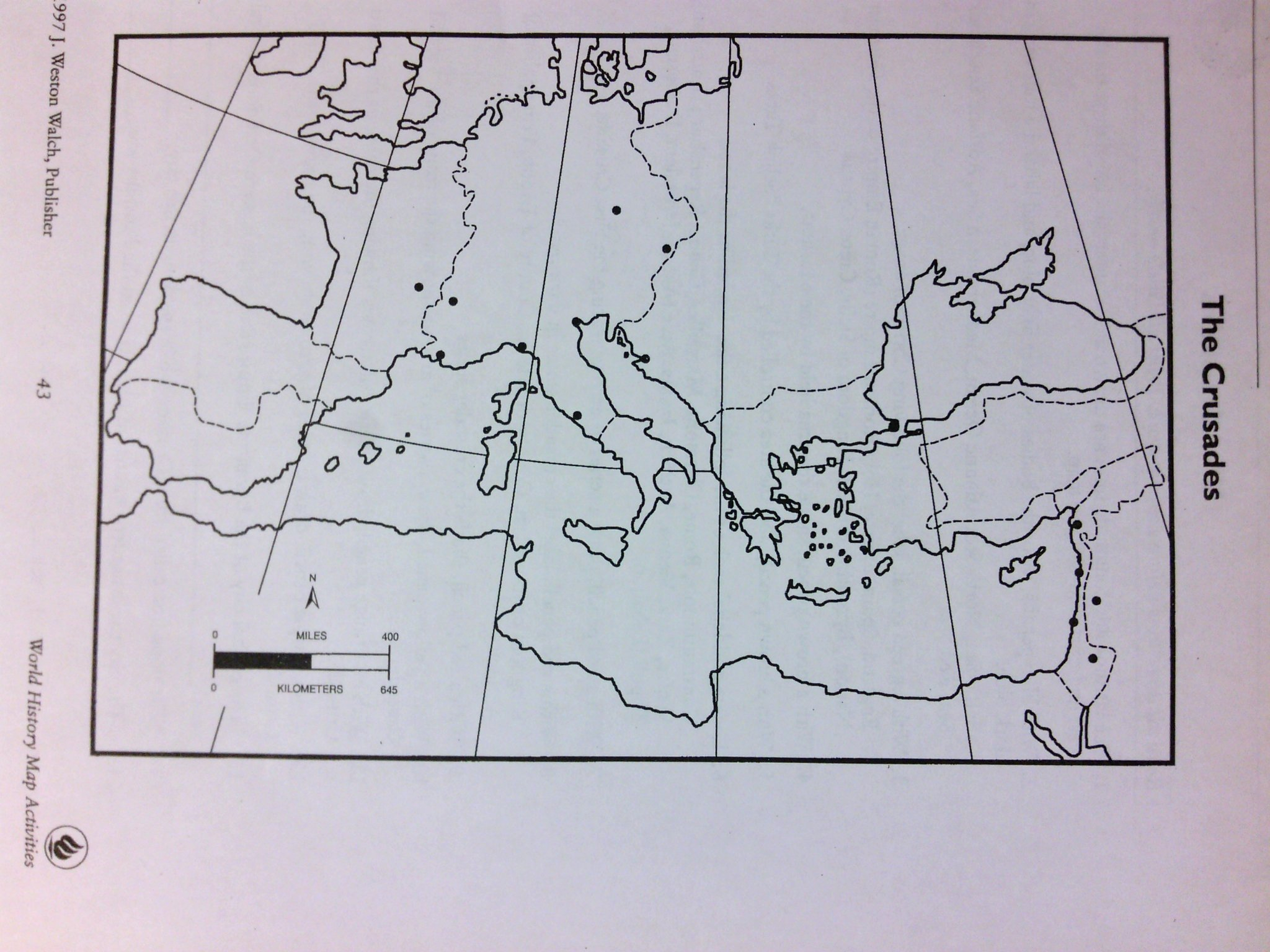 World History Maps  Mrs Hefele's Social Studies Classes Inside The Crusades Map Worksheet Answers